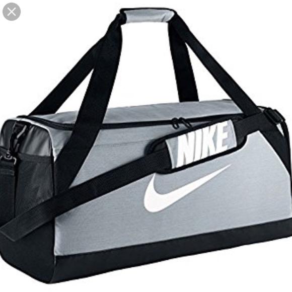Light blue Nike travel duffel bag ✅. M 5a8c57fc50687cb6204bc10d 9cdab9a77